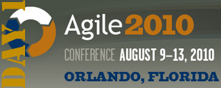Agile 2010 Conference – Day 1
