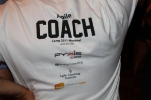 Agile Coach Camp 2011 in Montreal – An organizer's experience.