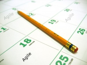 November 2012 : The month of Agile!