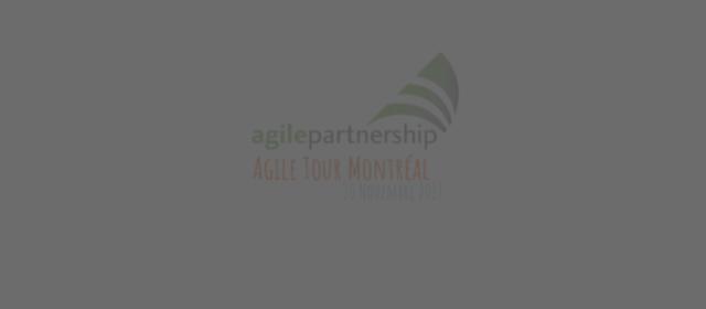 Agile Partnership @ Agile Tour Montréal 2017